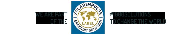 siamo membri delle 1000 soluzioni per cambiare il mondo di solar impulse